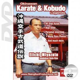 DVD Eiichi Miyazato Jundokan Goju Ryu. Okinawa Karate Kobudo Vol.4