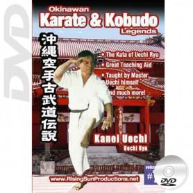 DVD Kanei Uechi Uechi Ryu. Okinawa Karate Kobudo Vol.7