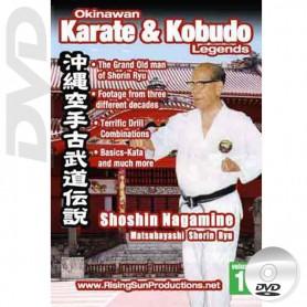 DVD Shoshin Nagamine Matsubayashi Shorin Ryu. Okinawa Karate Kobudo Vol.11