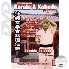 DVD Chosen Chibana Shorin Ryu. Okinawa Karate Kobudo Vol.13