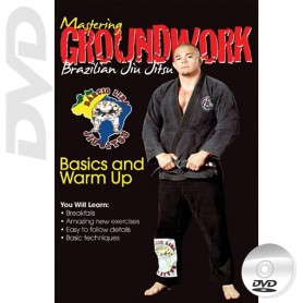 DVD BJJ Mastering Groundwork Vol.1 Basics and Warm up