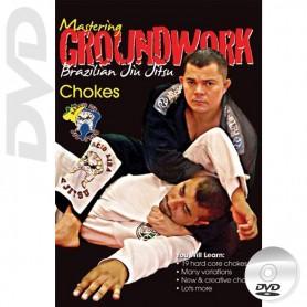 DVD BJJ Mastering Groundwork Vol.2 Chokes