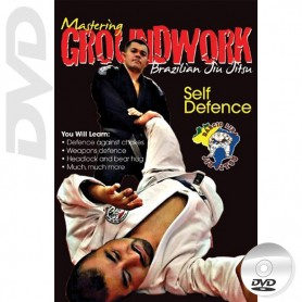 DVD BJJ Mastering Groundwork Vol.3 Self Defence