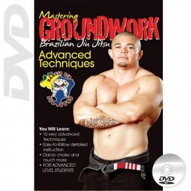 DVD BJJ Mastering Groundwork Vol.7 Advanced Techniques