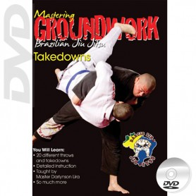 DVD BJJ Mastering Groundwork Vol.8 Throws