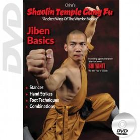 DVD Shaolin Temple Kung Fu Jiben Basics