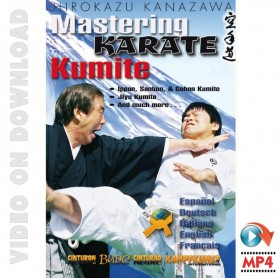 Mastering Shotokan Karate Kumite. Vol.6