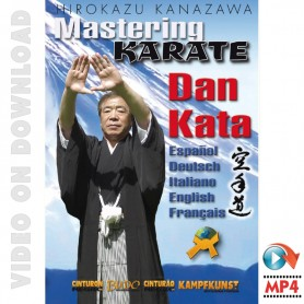 Mastering Shotokan Karate Dan Kata. Vol.5