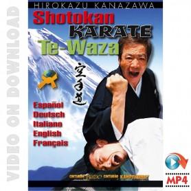 Mastering Shotokan Karate Te Waza. Vol.1