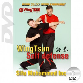 DVD Wing Tsun Self Defense