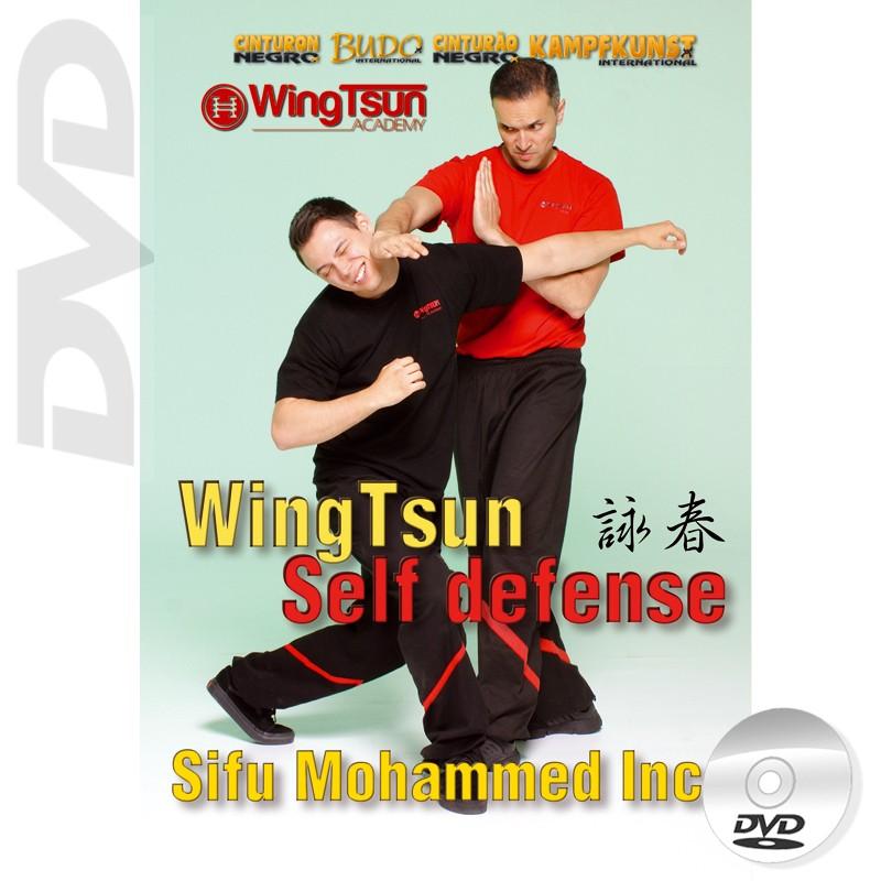 DVD Wing Tsun Self Defense