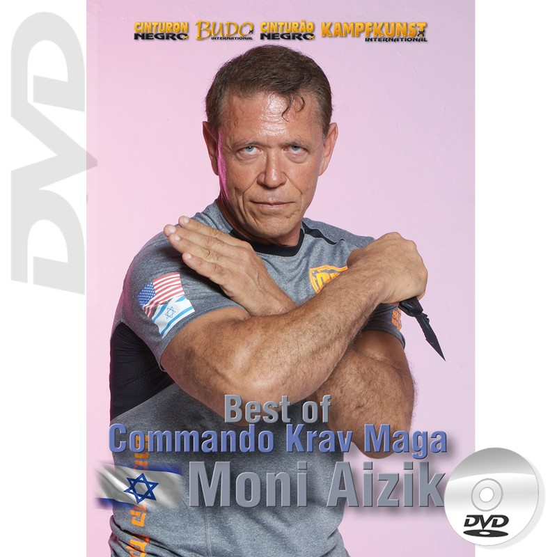 DVD Best of Commando Krav Maga