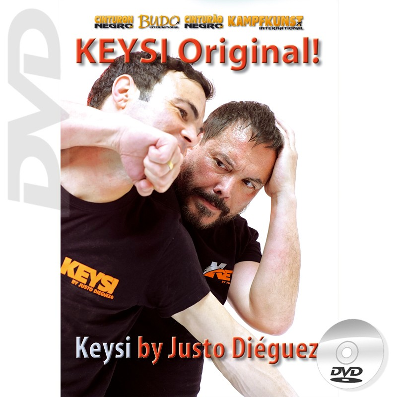 DVD Keysi Original