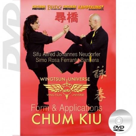 DVD WTU Chum Kiu Form & Applications