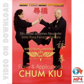 WTU Chum Kiu Form & Applications
