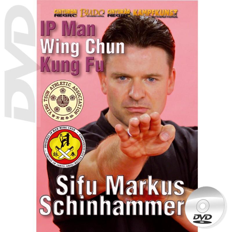 DVD Ip Man Wing Chun Kung Fu