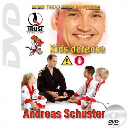 DVD Kids Self Defense: Dealing with strangers