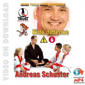 Kids Self Defense: Dealing with strangers
