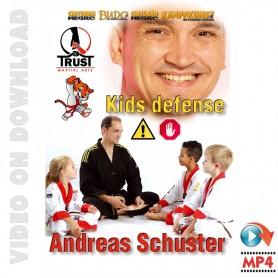Self Défense Enfants: Traiter avec des étrangers
