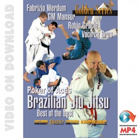 Brazilian Jiu-Jitsu, Poker Of Aces