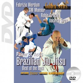 DVD Brazilian Jiu-Jitsu, Poker Of Aces