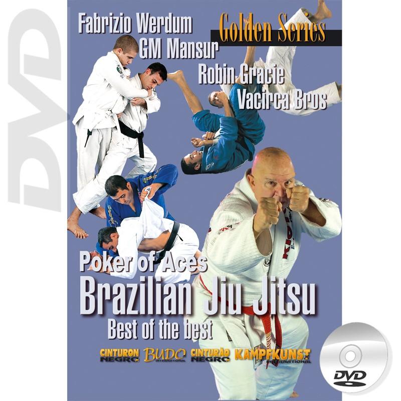 DVD Brazilian Jiu-Jitsu, Poker Of Aces