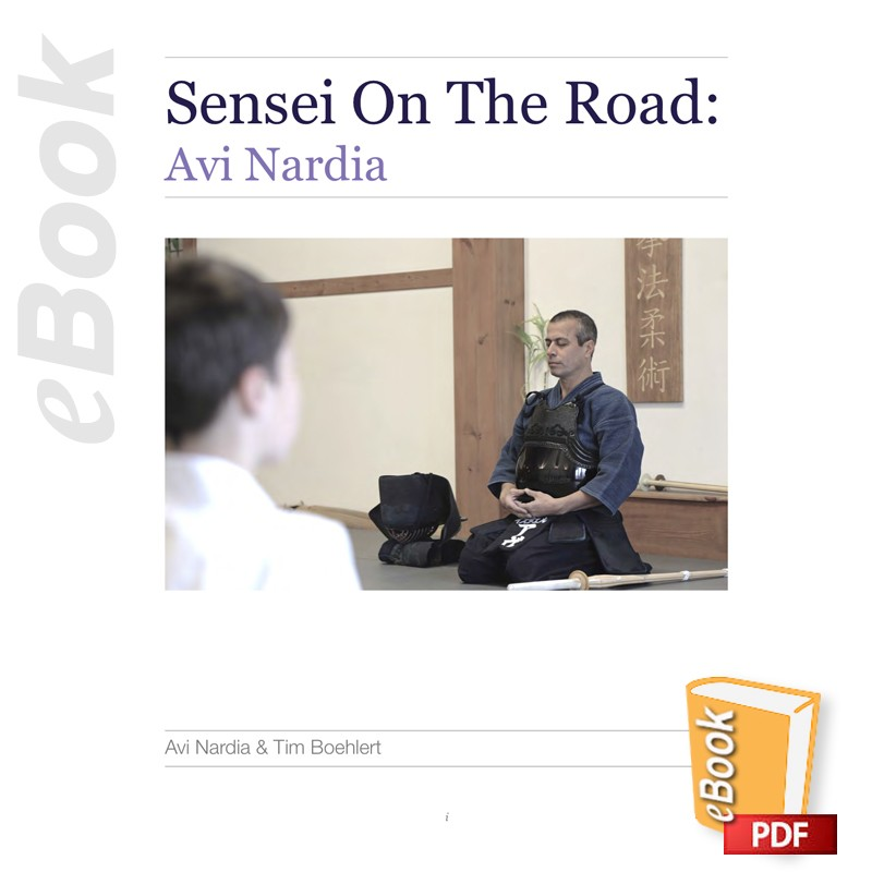 e-Book Sensei On The Road: Avi Nardia. English