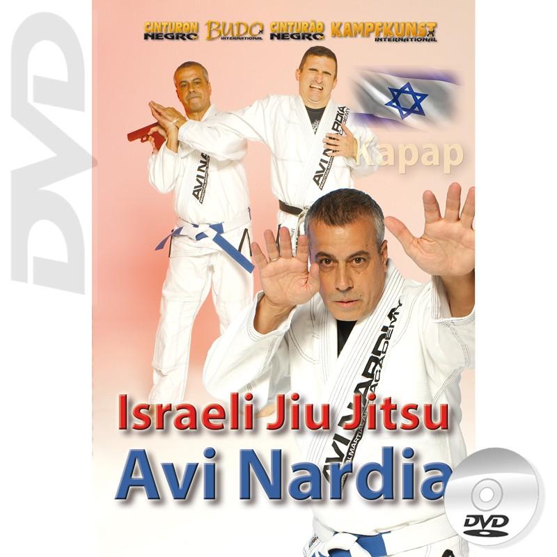 DVD Israeli Jiu Jitsu & Martial Arts