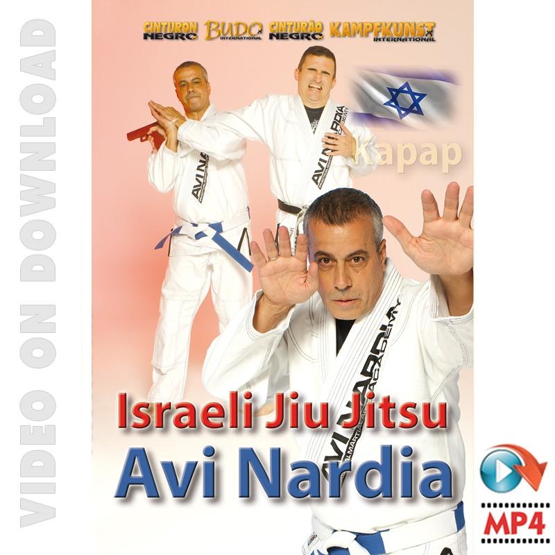 Télécharger Vidéo Dvd Kapap Israeli Jiu Jitsu Martial Arts Krav Maga