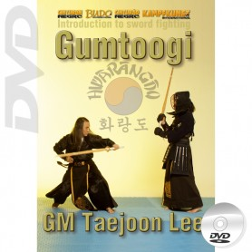 DVD Hwa Rang Do Gumtoogi Sword Fighting
