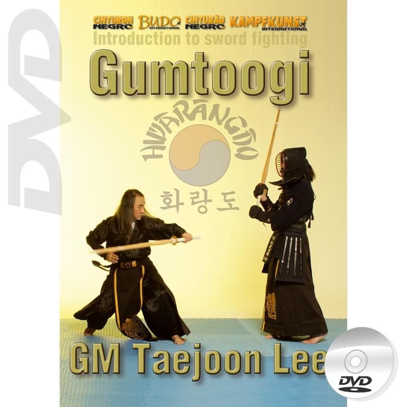 DVD Hwa Rang Do Gumtoogi Espada