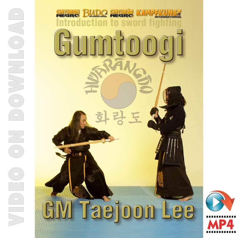 Hwa Rang Do Gumtoogi Sword Fighting