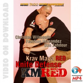 Krav Maga RED Vol.3 Defensa contra Cuchillo
