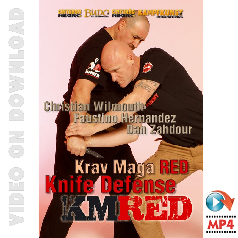 Krav Maga RED Vol.3 Knife Defense