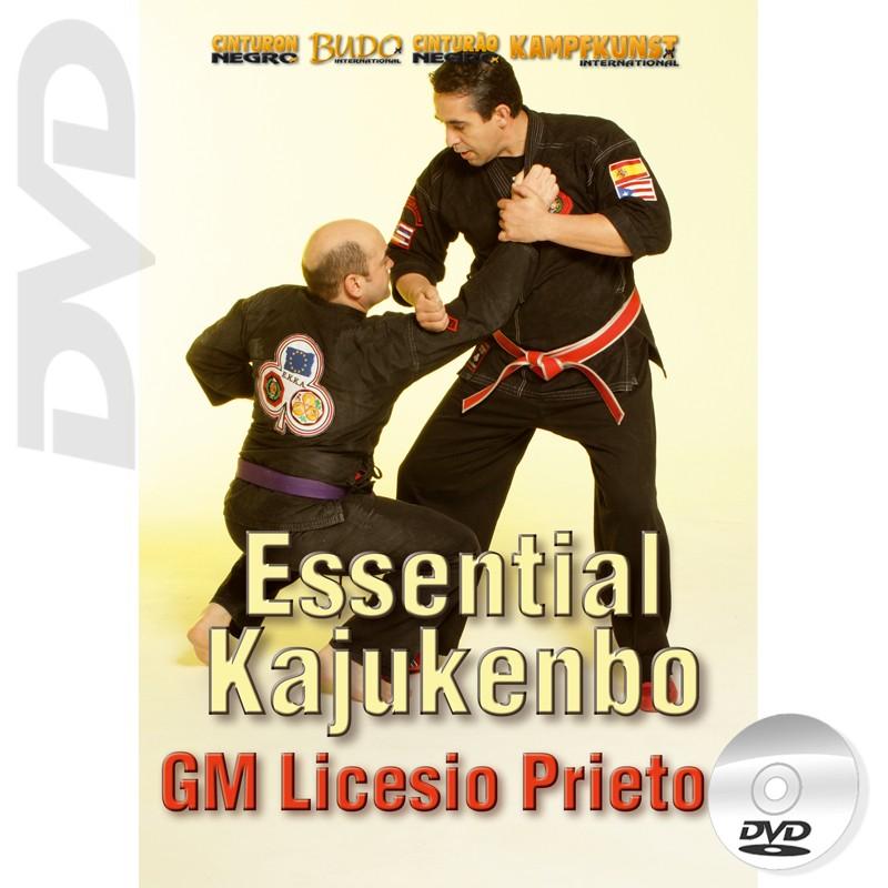 DVD Kajukenbo Essential