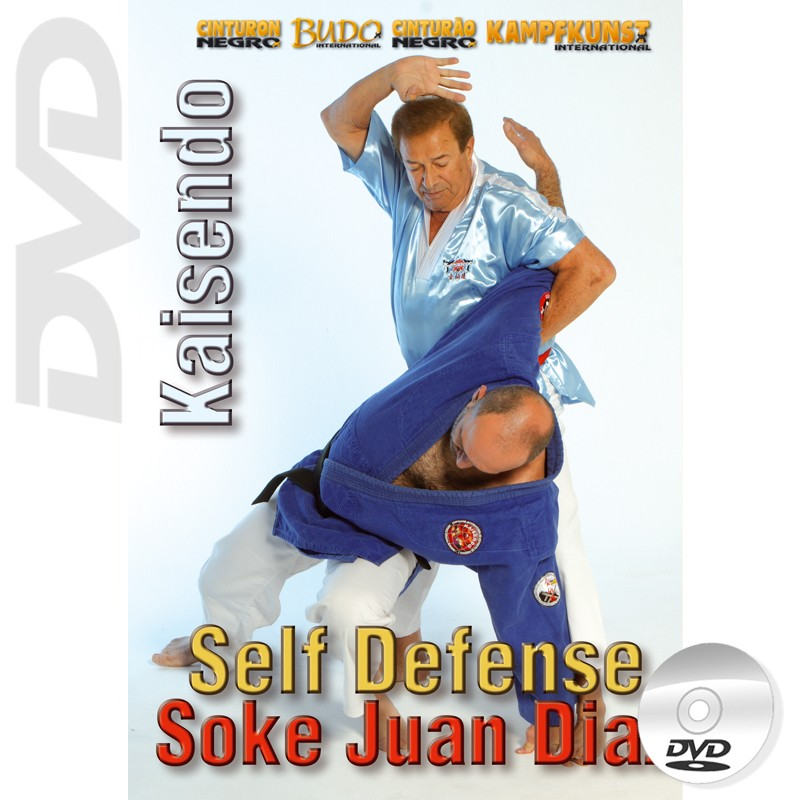 DVD Kaisendo Self Defense