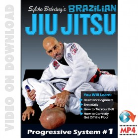 Brazilian Jiu Jitsu 1. Sylvio Behring Progressive System