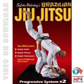 Brazilian Jiu Jitsu 2. Sylvio Behring Progressive System