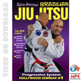 Brazilian Jiu Jitsu. Sylvio Behring Hollywood Seminar Vol.1