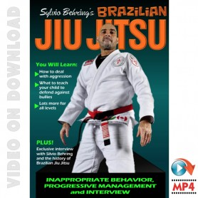 Brazilian Jiu Jitsu. Inappropriate Behavior Progressive Management and Interview