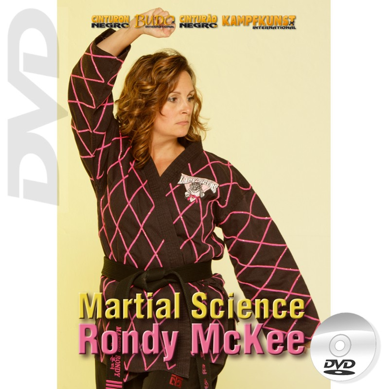 DVD Martial Science