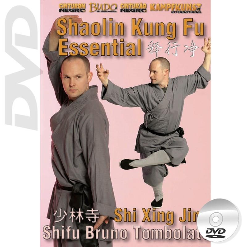 DVD Shaolin Kung Fu Essential