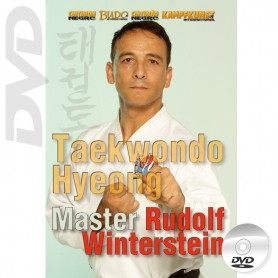 DVD Traditional Taekwondo Hyeong