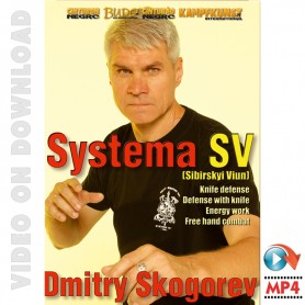 RMA Systema SV Empty Hands & Knife