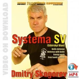 RMA Systema SV Empty Hands & Knife