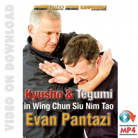 Kyusho & Tegumi in Wing Chun Siu Nim Tao