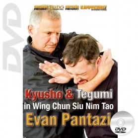 DVD Kyusho & Tegumi in Wing Chun Siu Nim Tao