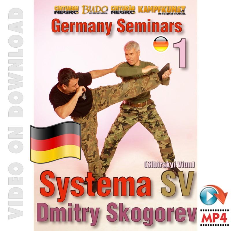 RMA Systema SV Germany 2018 Seminar Vol.1