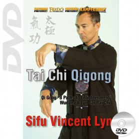 DVD Tai-Chi and Qi-Gong Forms