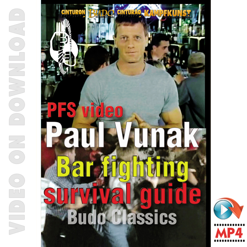 Bar Fight Survival Guide. PFS